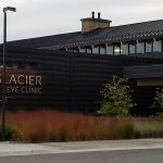 Glacier eye clinic